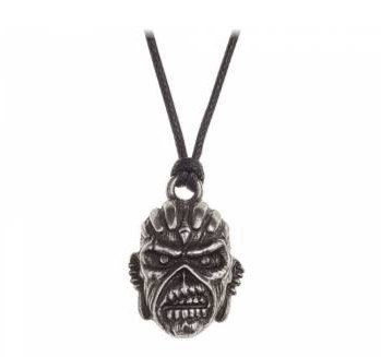 Iron Maiden Book of Souls Pendant