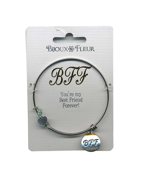 BFF Personalised Bangle
