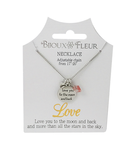 Love Personalised Necklace