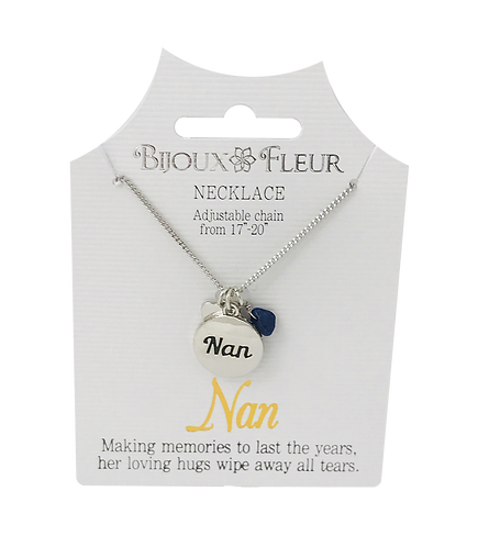 Nan Personalised Necklace