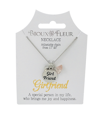 Girlfriend Personalised Necklace