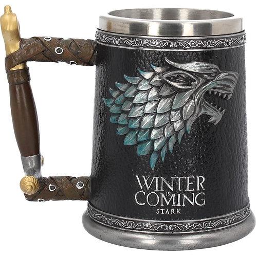 Winter is Coming Tankard