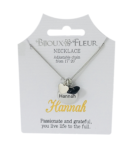Names with H Personalised Necklaces