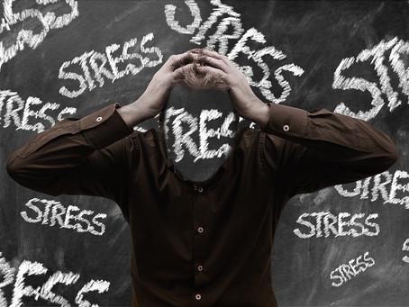 Estressado?