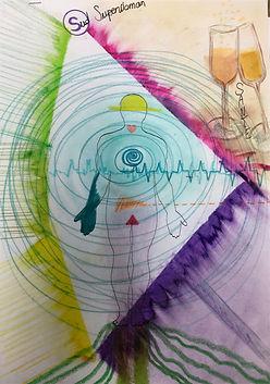 lecture d'aura - Cristal chromotherapie - Sandrine Hebert