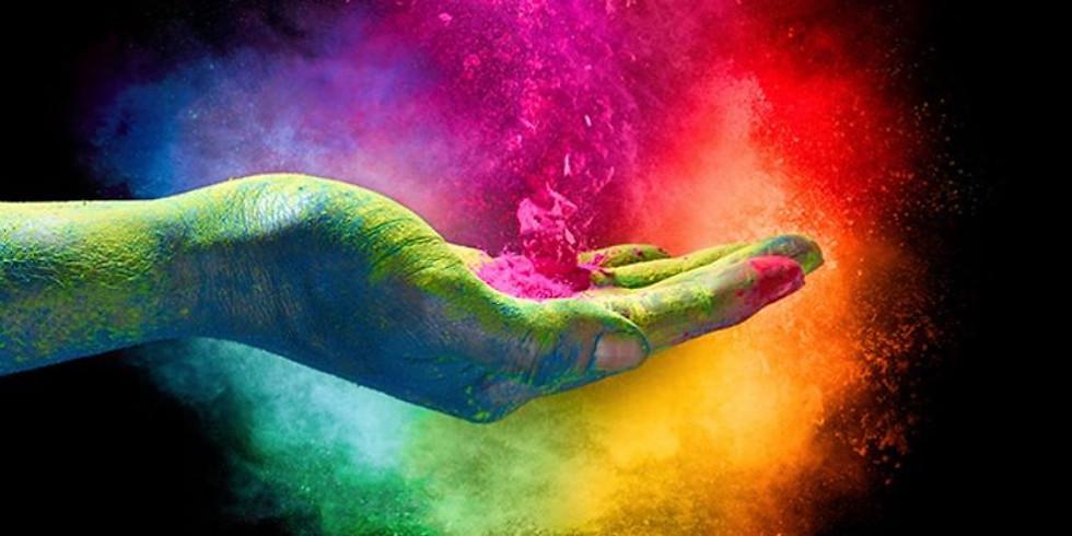Le langage des couleurs , ses symboliques