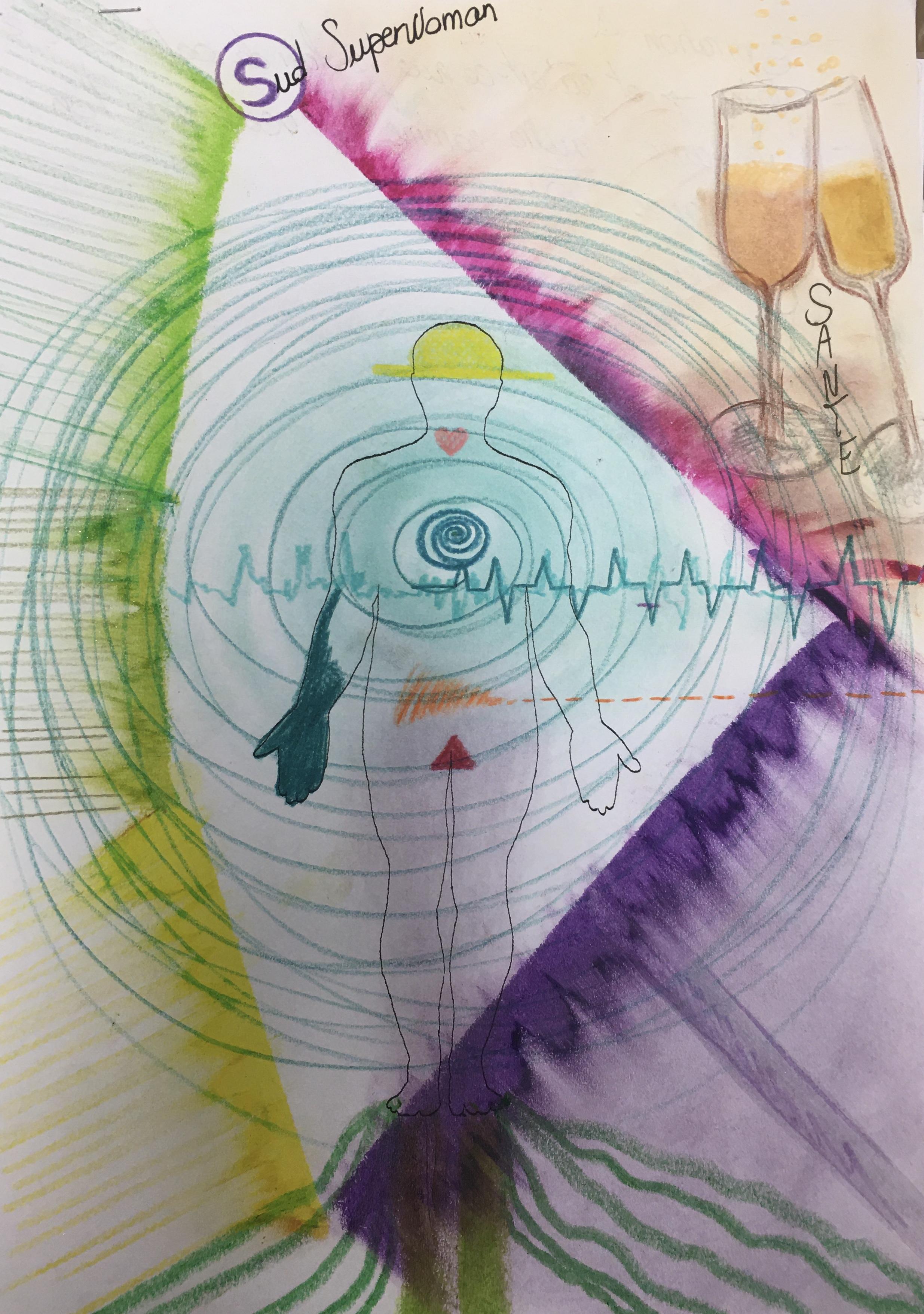 Lecture d'aura - Cristal chromotherapie-