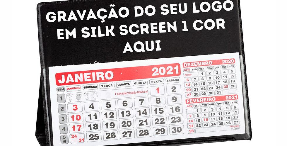 Calendário de Mesa 2021 Personalizado