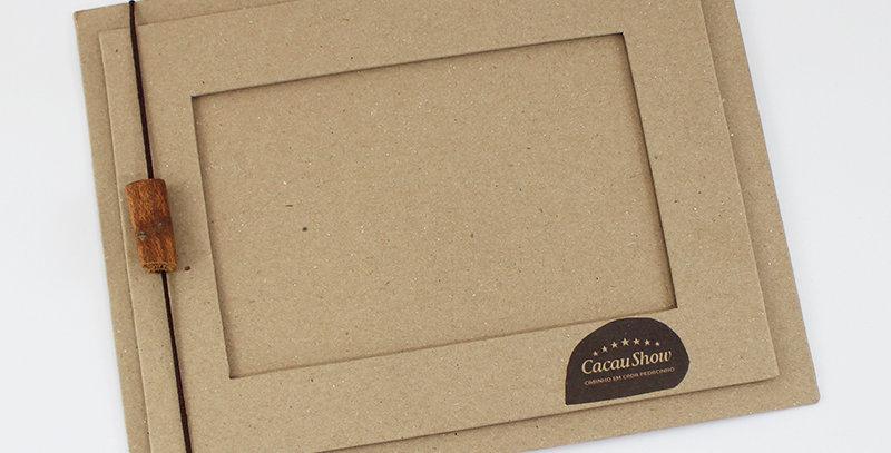 Porta Retrato - Kraft - Personalizado