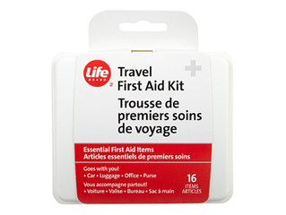 Travel Kit and Travel Smart!