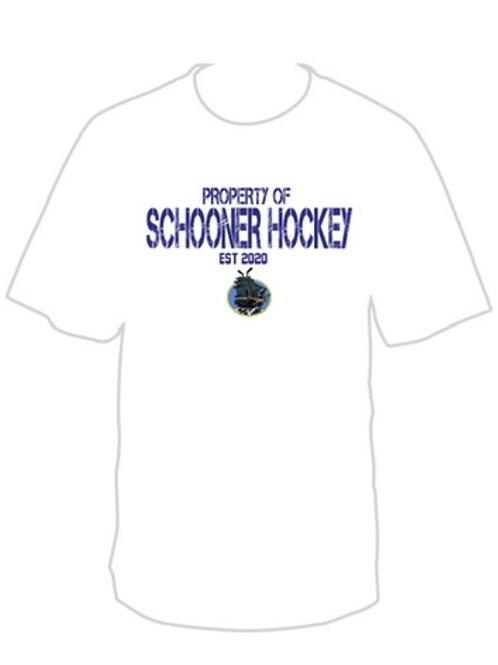 Property of Schooners Hockey