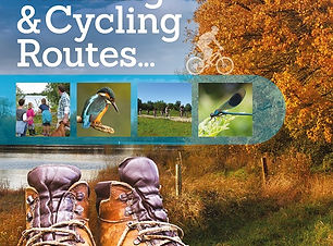 cotswold water park-Walks-guide-front-co