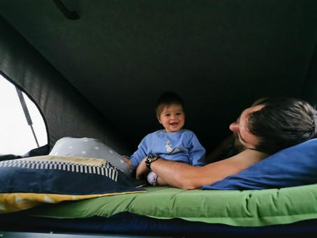 Our First Campervan Weekend in Hay-on-Wye