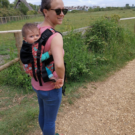 Baby Carriers for Petite Women