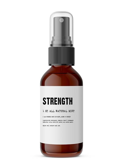Strength - Meditation/Body Mist