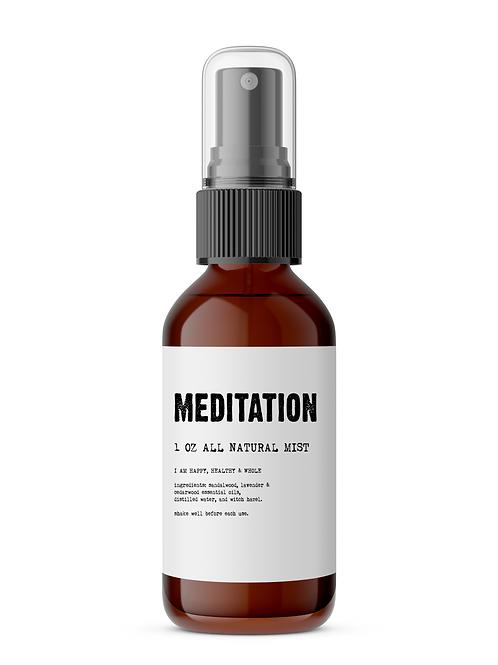 Meditation - Meditation/Body Mist