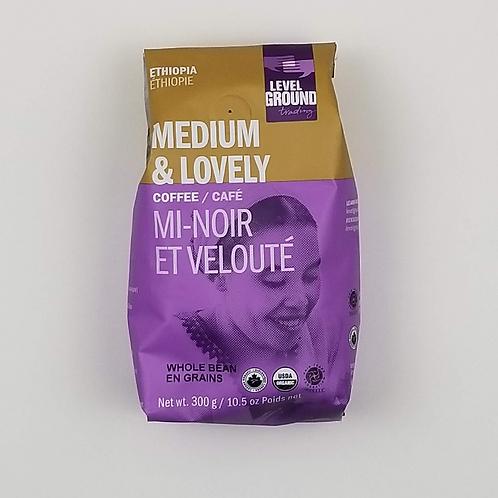 Ethiopian Medium Roast Coffee