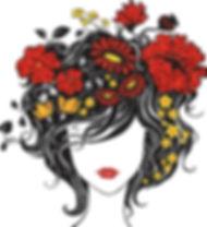 flower hair spring fling.jpg