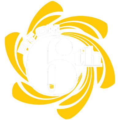 Fit on 6th - Logo Transparent