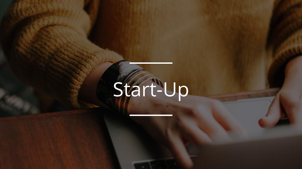 The Start-Up Award