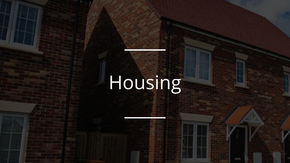 The Housing Excellence Award : Housing Associations