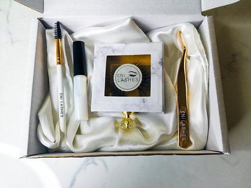 Eni Lashes Full Gift Set with Eyelash Adhesive