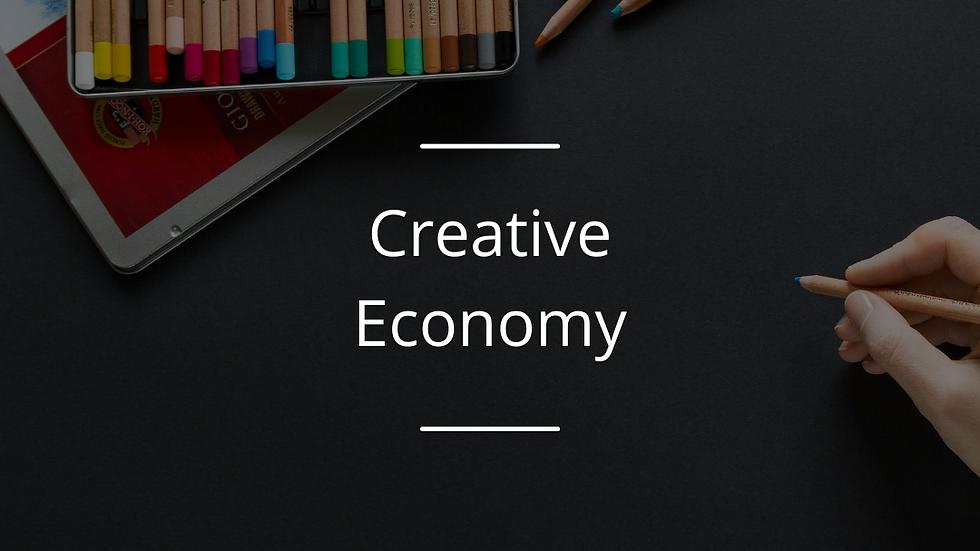 Creating Inspiration - The Creative Economy Award