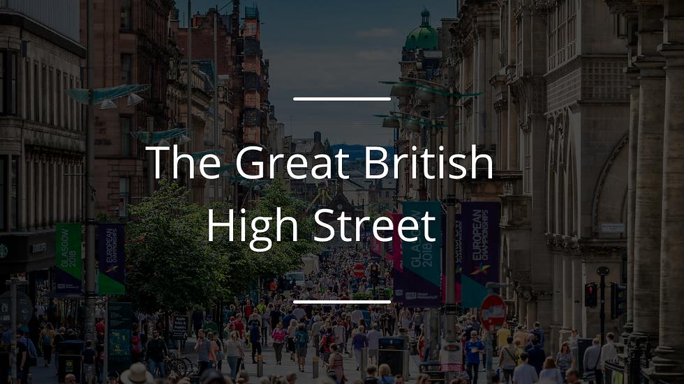 The Great British High Street Award