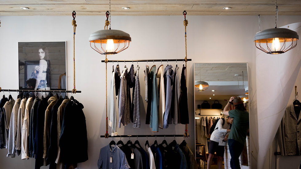 The Great British High Street Award : Retail