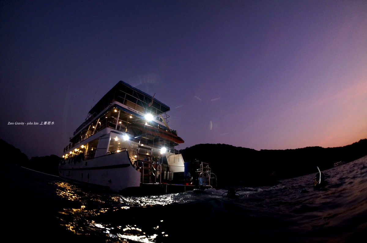 제로그래비티 야간다이빙 (2)