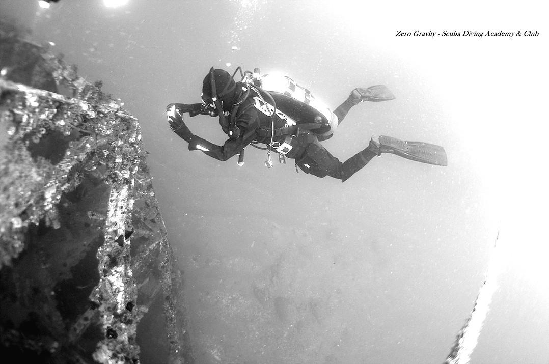 제로그래비티 다이빙여행
