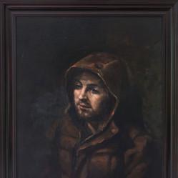 Lang Leve Rembrandt 'Jos in winterjas' A