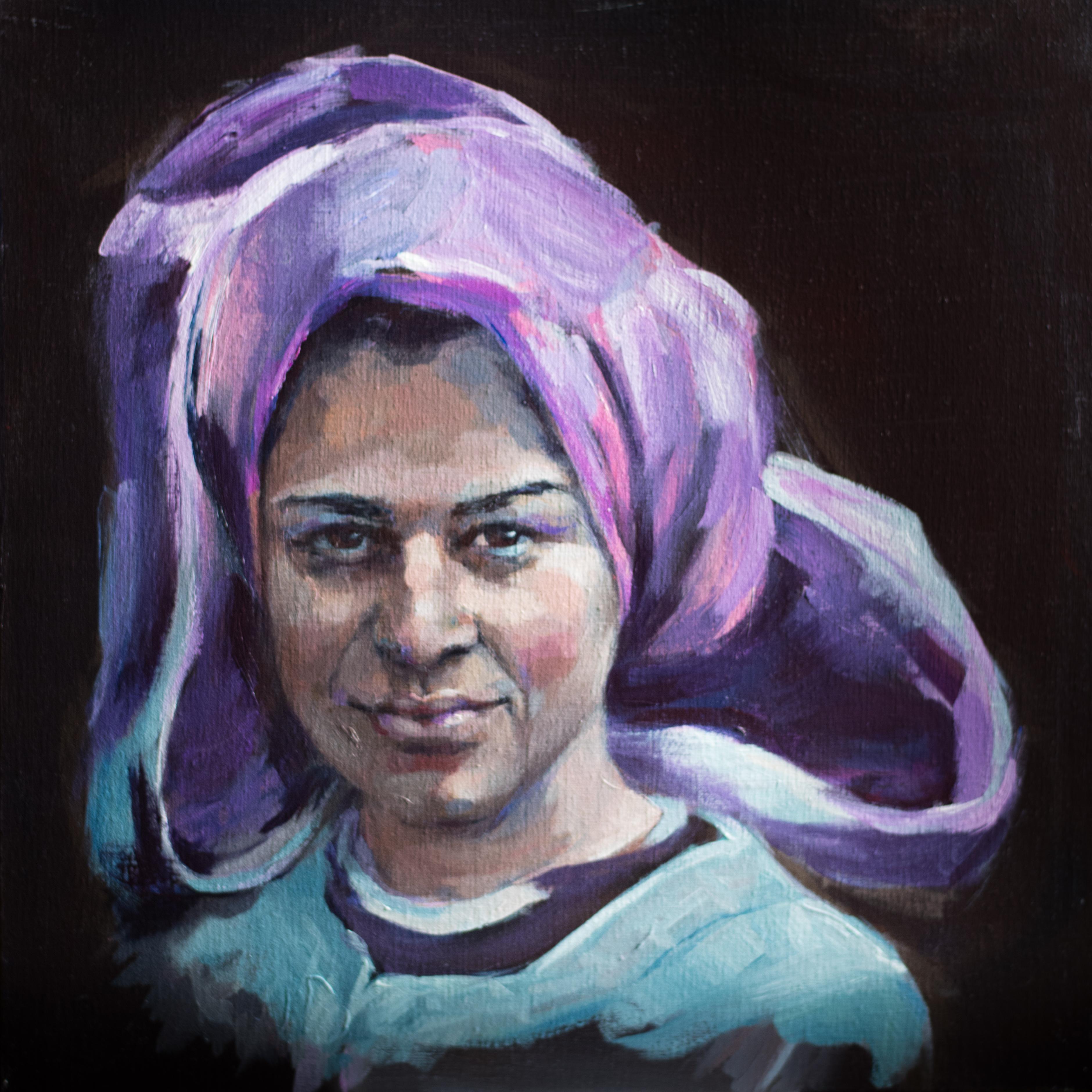 Syrisch meisje