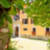"""Schildervakantie Italië 2020. Schilderweek Italië 2020. Schilderen in Italië. Casa 'Le Bucoliche' """"Christelijke retraite"""" Schilderretraite Italië 2020. Weekje schilderen"""