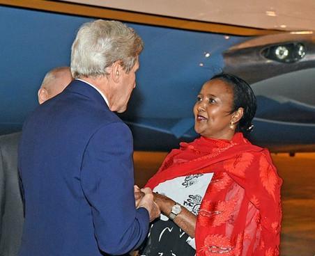 KENYA : AMINA MOHAMED LEADS THE PACK FOR THE  DG-WTO POST