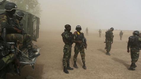 CAMEROUN / LUTTE CONTRE LE TERRORISME : CINQ COMBATTANTS DE BOKO HARAM TUES PAR L'ARMÉE