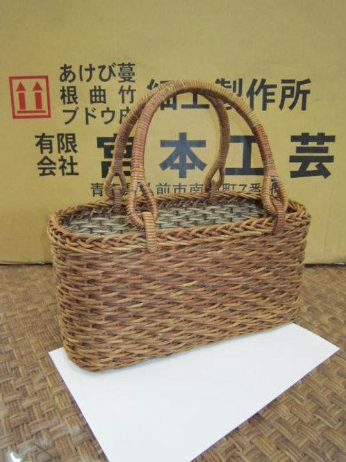 a 薄型小松編み巻き手 大 h16