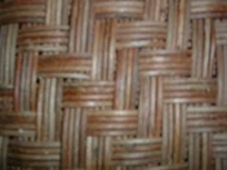 アジロ編み