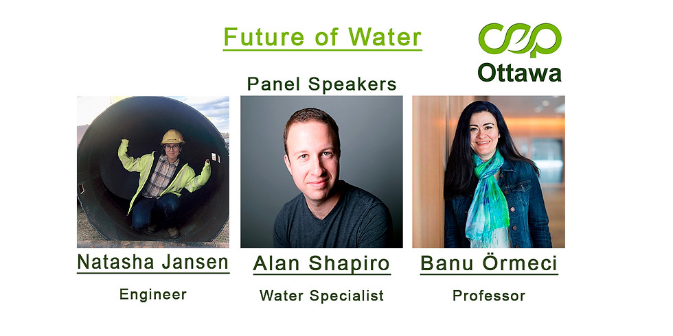 Future of Water: Imagining the Possibilities