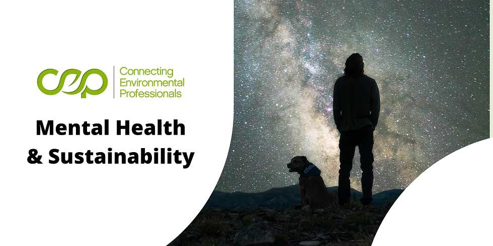 Mental Health in Sustainability
