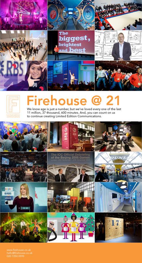Firehouse @ 21