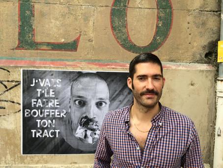 Stéphane Ghislain Roussel: Changer notre rapport au monde