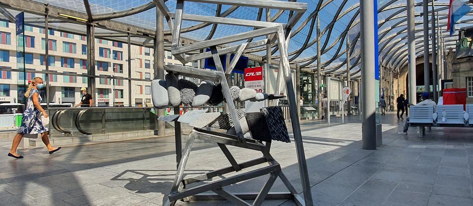 Gare art festival version «CaseMates»