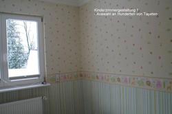 Kinderzimmergestaltung Mädchen