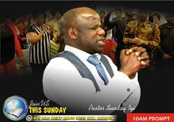 Apostle Sunday Iyi