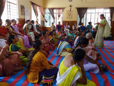 Meeting of ICWM in Baroda