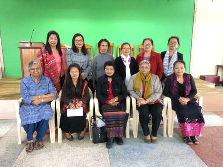 First Meeting of ICWM in Aizwal, Mizoram
