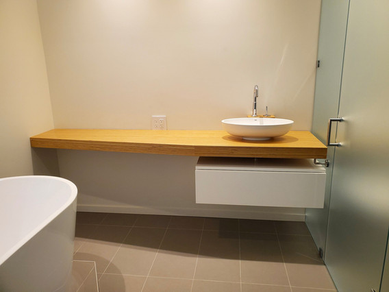 Bathroom Vanity & Countertop