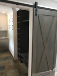 Pantry & Barn Door