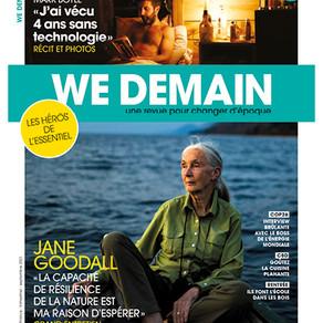 Jane Goodall dans We Demain
